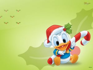The Christmas of Donald