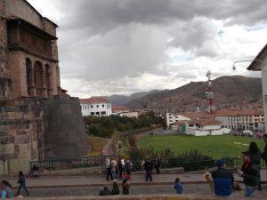 Koricancha, Cusco, Peru