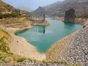 Embalse de Canales, Sierra Nevada, Andalusia, Spain