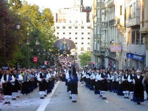 Bagpipe Band (City of Oviedo)