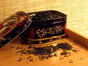 Nice tea box