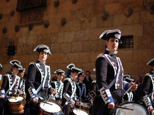 """Musical grouping """"Maria Santísima de la Estrella"""""""