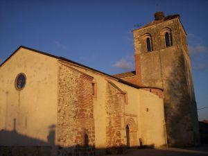 Church of San Juan (Aguilafuente, Spain)