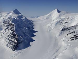 Plateau of Geikie in Greenland