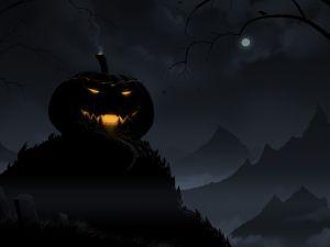Malefic pumpkin