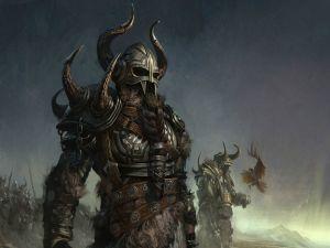 Warriors of the underworld