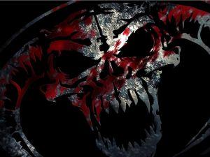 Malefic skull