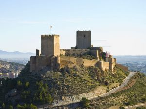 Lorca Castle (Spain)