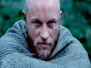 The Viking Ragnar Lodbrok