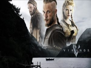"The TV series ""Vikings"""