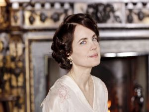 "Cora, the Countess of Grantham in ""Downton Abbey"""