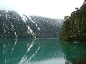 Lake Frias (Patagonia, Argentina)