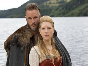 Ragnar and Ladgerda