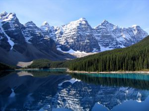 The Rocky Mountains or Rockies