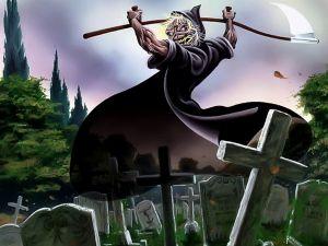 Eddie the reaper
