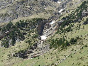 Gavarnie Waterfall (France)