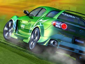 Mazda rally