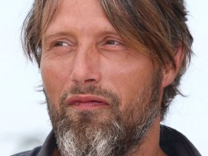 The actor Mads Mikkelsen