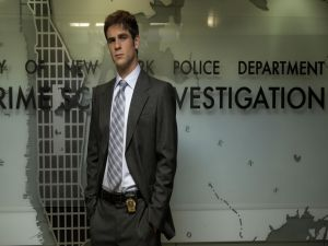 Eddie Cahill, CSI New York