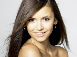 The actress Nina Dobrev
