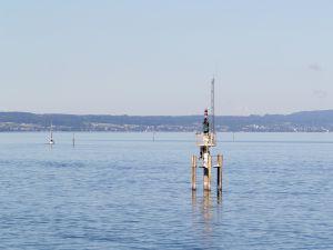 Friedrichshafen Harbor Lighthouse