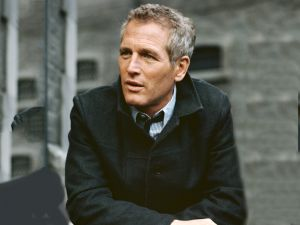 The actor Paul Newman