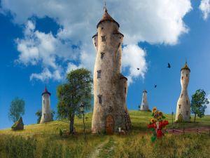 Village of fantasy