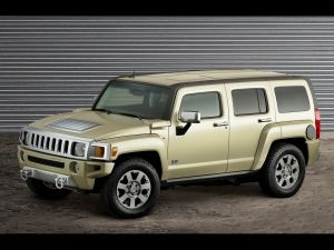 Golden Hummer