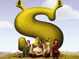 Protagonists of Shrek