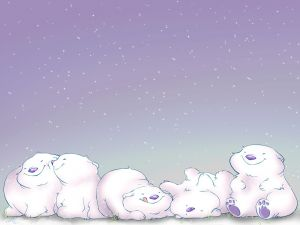 Polar little bears