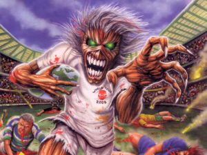 Iron Maiden World Tour 2008