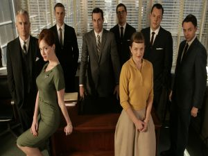 "Agency workers ""Sterling Cooper"""