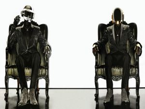 The electronic music duo Daft Punk