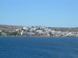 Adamas, Milos Island, Greece