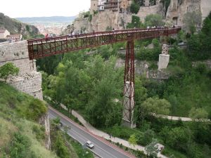 Bridge of Saint Paul (Cuenca, Spain)