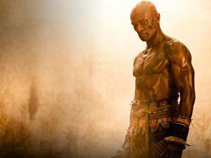 """Doctore, trainer of gladiators in the """"ludus"""" of Batiatus"""