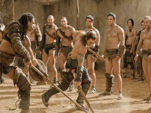 Training of gladiators