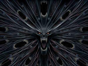 Creature of evil