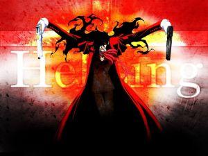 Hellsing, a manga by Kota Hirano