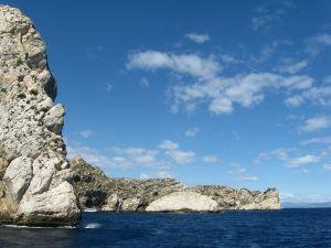 Medes Island in L'Estartit