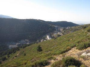 Navacerrada Pass (Sierra de Guadarrama, Spain)