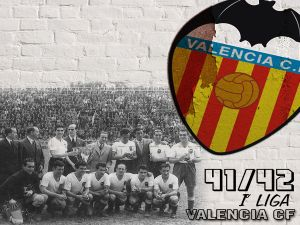 Valencia C.F. League 41/42