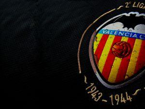 Valencia C.F. League 1943-1944