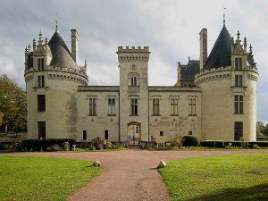 Brézé Castle (France)
