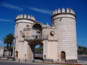 Puerta de Palmas, Badajoz