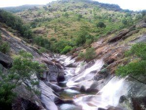 """Nature reserve """"Garganta de los Infiernos"""" (Caceres, Spain)"""