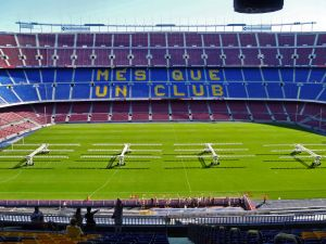 Camp Nou (Barcelona, Spain)