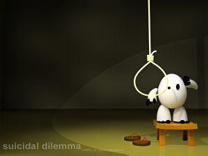 Suicidal dilemma