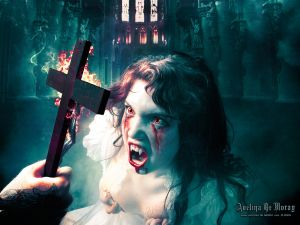 Vampiric exorcism