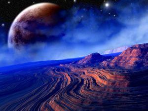 Extraterrestrial geology